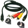 Cable Sony Audio Y Video Vmc-15fs Vmc15fs Dcr-dvd-dcr-hc-hdr