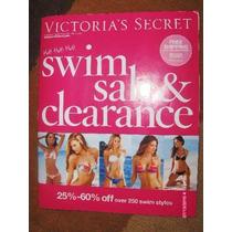 Victorias Secret Catalogo 2010 Moda Bikinis Tankini Sandali
