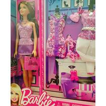 Barbie Muñeca Mattel Importada Con Accesorios Original