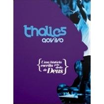 Thalles Dvd Duplo Frete Grátis