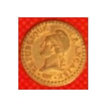 1 Centimo 1798 - 99 Francia Directorio Primera República Vbf