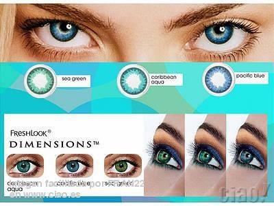 Freshlook Color Y Dimensions (no Colorblends) -   25.000 en Mercado ... 60248e4653b89