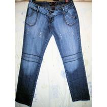 Pantalon-jeans Mezclilla Talla 11