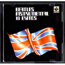 The Beatles Instrumental 16 Exitos Cd Raro Ed 1991 Musart
