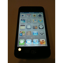 Apple Ipod Touch 4g 32gb, Acepto Cambios, Solo Df