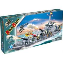 Banbao 8240 Barco Guardian De Combate