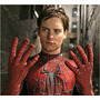 Spiderman The Movie Swinning Action Fig. Toy Biz ® 1/10