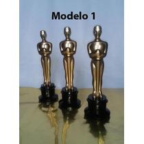 Estatuilla Premio Oscar 25cm Personalizado Hollywood