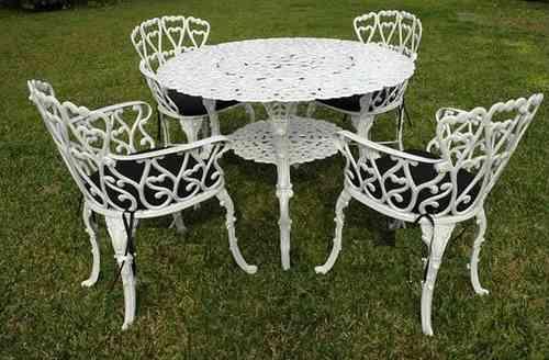 Muebles Para Jardin Decoracion Exterior - $ 1.260.000 en Mercado Libre