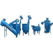 Linea De Lavadora Para Plasticos
