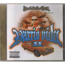 Sociedad Cafe - Barrio Vida 2 - Hip Hop Rap Mexicano Cd Rock