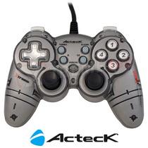 Control Acteck Xtreme Shock Pro Xr Pc Y Ps3 Usb Agj-3350