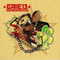 Calle 13 - Entren Los Que Quieran - Cd