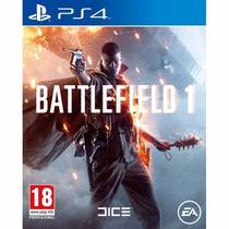 Battlefield 1 Ps4 Con Tu Usuario Oferta