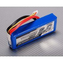 Bateria Lipoly Turnigy 2200mah 7.4v 2s 20c Revinho/ Traxxas