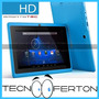Tablet 7 Pulg Android 4gb Doble Camara Full Aplicaciones