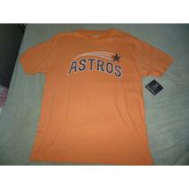 Camiseta Beisbol Astro Tipo Vintage Wright Ditson Talla L