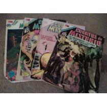 Comics De Cuentos De Misterio Editorial Novaro Del Año 1972