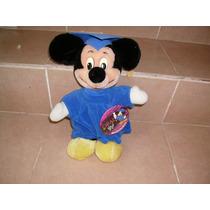 Mickey Mouse Peluche Hecho En Korea