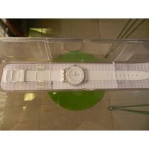Reloj Swatch Super Plano Para Dama