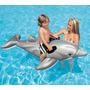 Delfin Inflable Mediano Intex Flotador Niños Ref. 58535