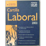 Cartilla Laboral 2003 / Legis
