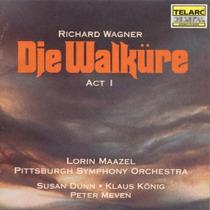 Opera Wagner - La Valquiria - Acto Uno Domingo Cd Sp0
