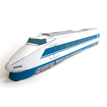 Ppkf 007, 35 Moldes Trenes Japoneses Estación En Papel 2x1