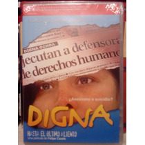 Dvd Digna : Hasta El Ultimo Aliento Con Vanessa Bauche