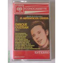 Enrique Guzman 15 Autenticos Exitos Vol 2 Envió Gratis!
