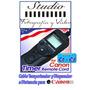 Timer Remote Shutter Cord For Canon 10d, 20d, 30d, 40d Y 50d