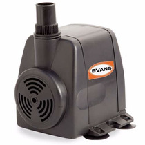 Bomba Sumergible Para Fuente Evans4 5w, 120v, Aqua45w