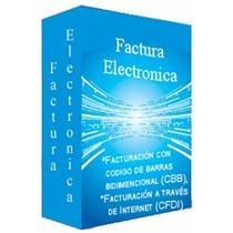 Sistema De Facturacion Electronica Con 20 Facturas Incluidas