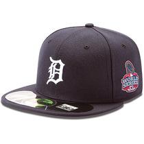 Gorra New Era Detroit Tigers Serie Mundial 2012