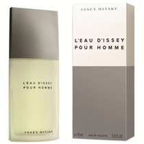 Issey Miyake L Eau D Issey Pour Homme Edp Perfume Masc 125ml