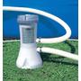 Bomba Filtro Marca Intex Portatil Para Pileta 3785 Lts/h