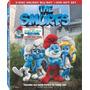 Blu-ray + Dvd Original The Smurfs Los Pitufos - Envío Gratis
