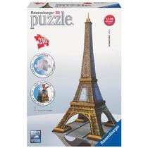 Torre Eiffel Rompecabezas 3d 216 Piezas 47 Cm Ravensburger