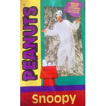 Snoopy Disfraz De Adulto Unisex