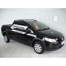 Volkswagen Saveiro 1.6 Ce Trend (flex) 2012 Preto 2011/2012
