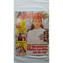 Revista Amiga -tiazinha,carla Perez,gabriela Duarte,angélica