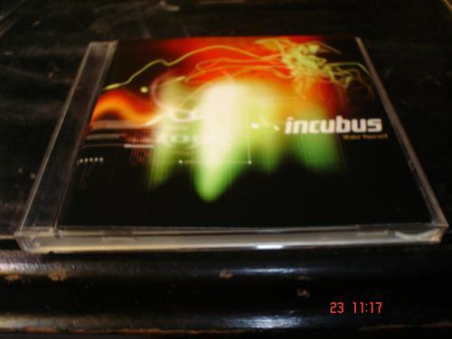 Incubus cd album make yourself 20000 en mercado libre incubus cd album make yourself solutioingenieria Image collections