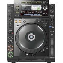 Pioneer Cdj-2000 Multi Player Con Interfaz Midi Cdj2000