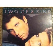 Disco Acetato De: John Travolta Y Olivia Newton John