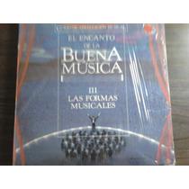 Disco Doble Acetato De Las Formas Musicales Curso De Aprecia