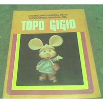 Album Topo Gigio Como Nuevo