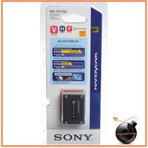 Bateria Sony Original Np-fv100 Larga Duracion 14hrs Nex-vg10