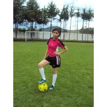 Uniforme Futbol Tipo Femenil Varios Diseños C/ Publicidad