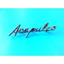 Emblema Plymouth Valiant Acapulco