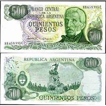 Argentina 500 Pesos General San Martin Omm